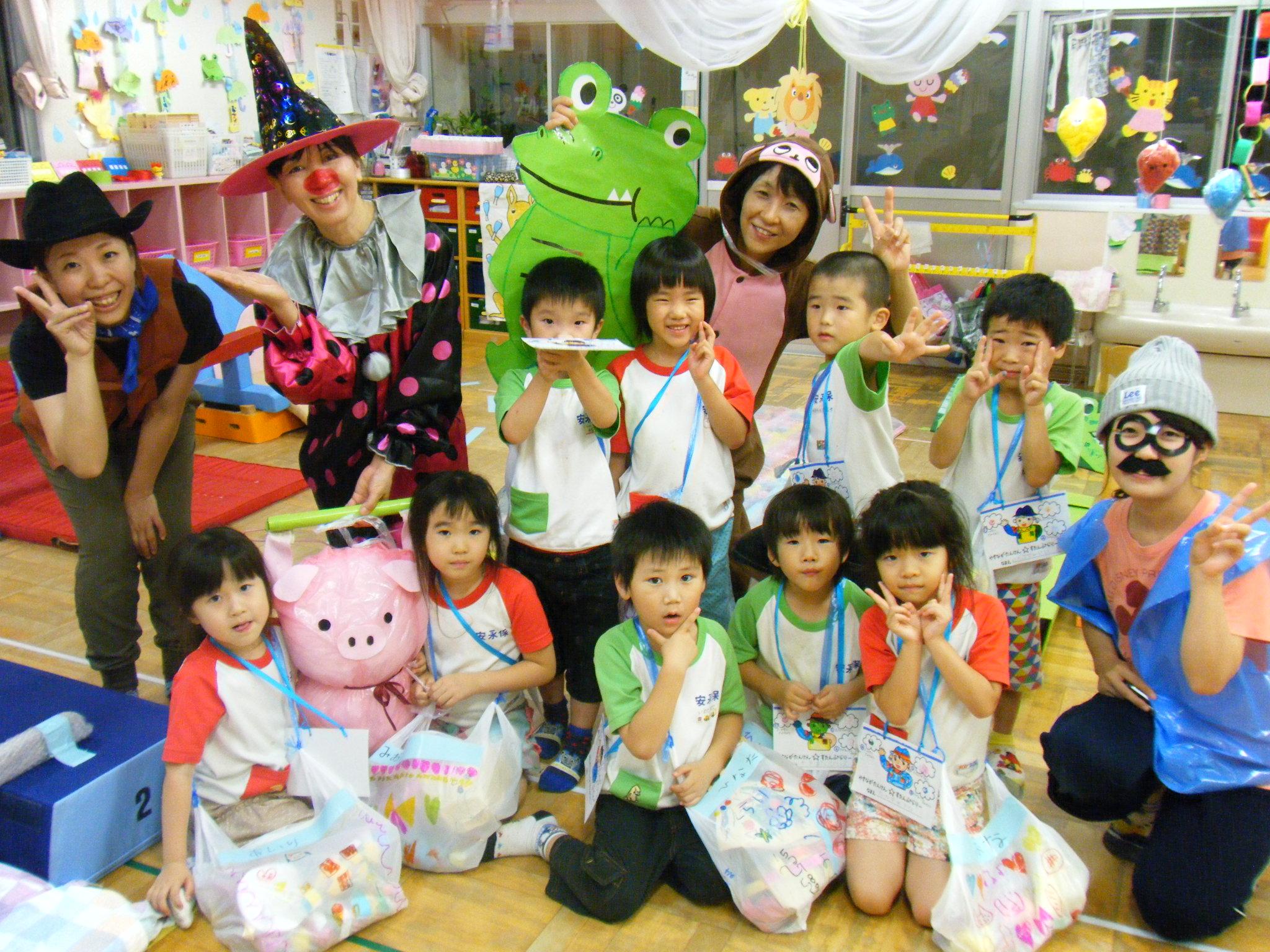 三重県]安永保育園- 保育園・幼稚園の求人情報サイト「ぽらナビ」